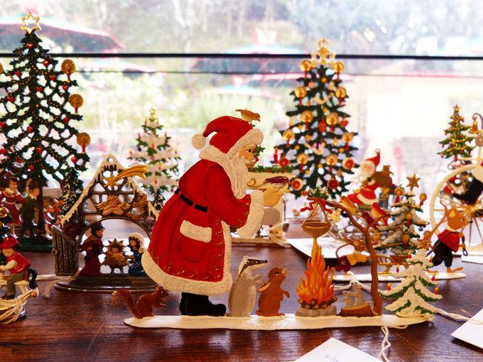 クリスマスマーケットは本場ドイツの買い付けアイテムあり!