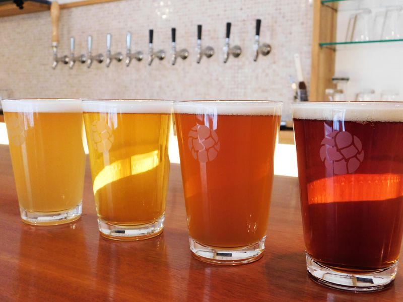 奈良の地ビールなら「ならまちエール」!なら麦酒ならまち醸造所