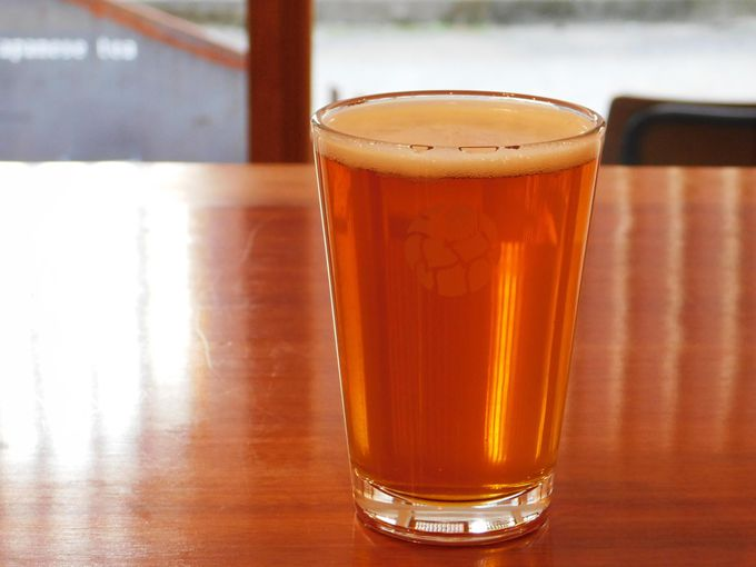 これぞ奈良で飲みたい奈良ビール!大和ほうじ茶の「ならまちエール」