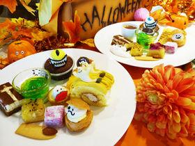 美味しいおばけのカーニバル!神戸ポートピアホテル「ハロウィンスイーツオーダーブッフェ 」