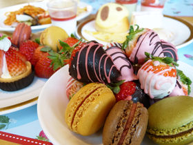 大人可愛いイチゴをどうぞ!神戸ポートピアホテル「神戸いちごコレクション2020」