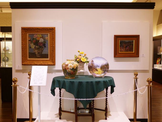 企画展のメインは近代・現代の陶磁器たち!