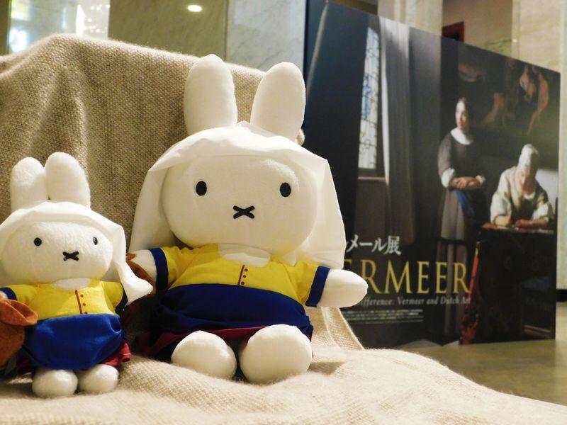 「フェルメール展」限定グッズがかわゆい!大阪新作やコラボメニューも
