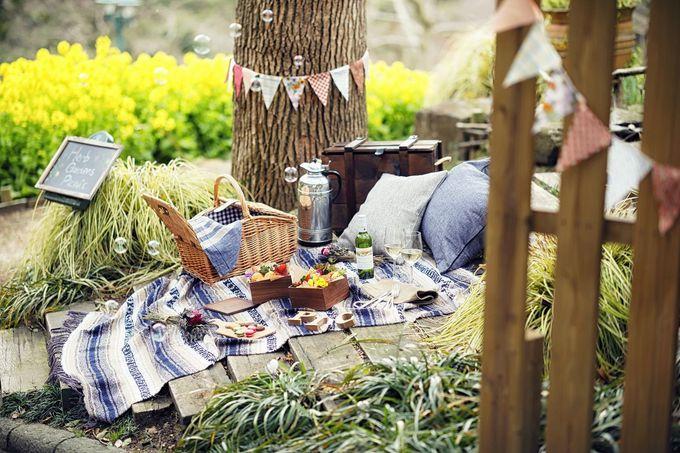 神戸布引ハーブ園でおしゃれピクニック!