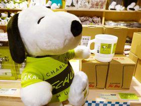 ハロー大阪!スヌーピーミュージアム展限定グッズとコラボメニューは要チェック