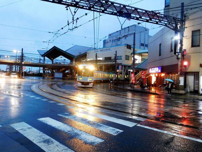 京阪電車京津線は京都-滋賀を結ぶ路線