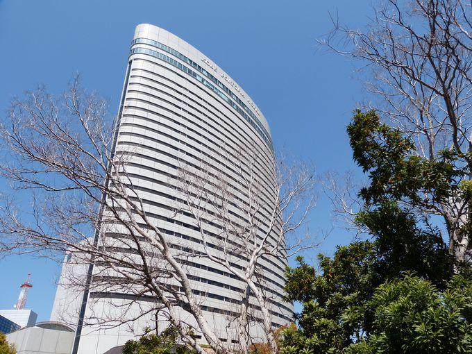 神戸ポートピアホテルで美しい夜景を