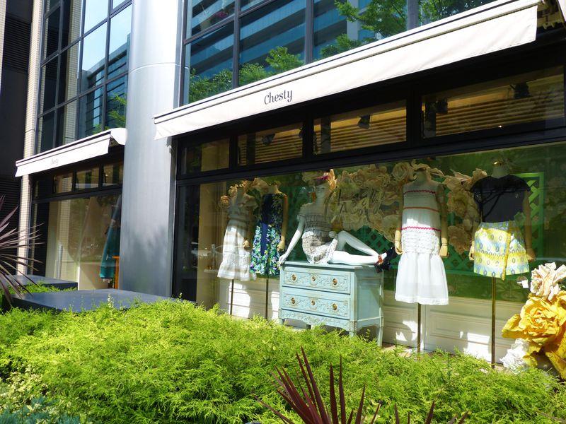 「Chesty」は神戸発祥ファッションブランド