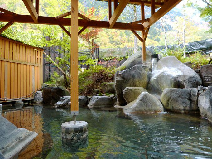 「秘湯」奥飛騨温泉郷なら癒しの絶景露天風呂へ!
