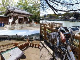 京都をサイクリングで楽しむおすすめコース3選!魅力いっぱい京都西山・乙訓エリア