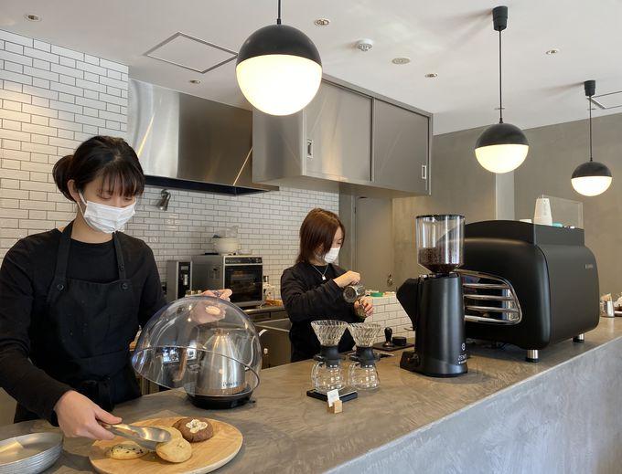 京都の名店のパンを使ったスイーツメニューも!