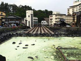 日本が誇る温泉文化!日本三名泉で心も体も癒やされたい