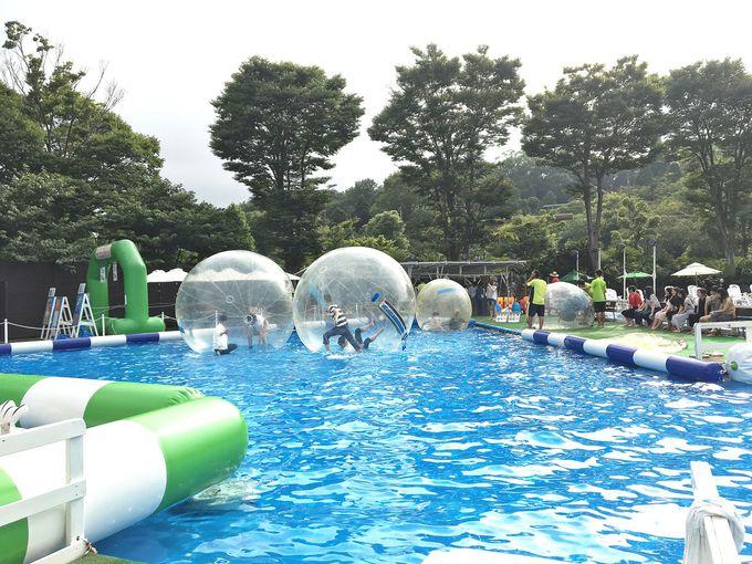 10.ウォーターバルーン/伊豆ぐらんぱる公園