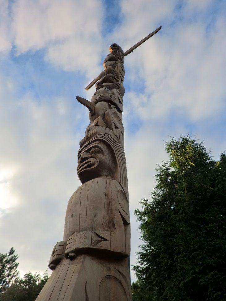 カナダ・バンクーバー 北西沿岸民族文化に浸るおすすめスポット