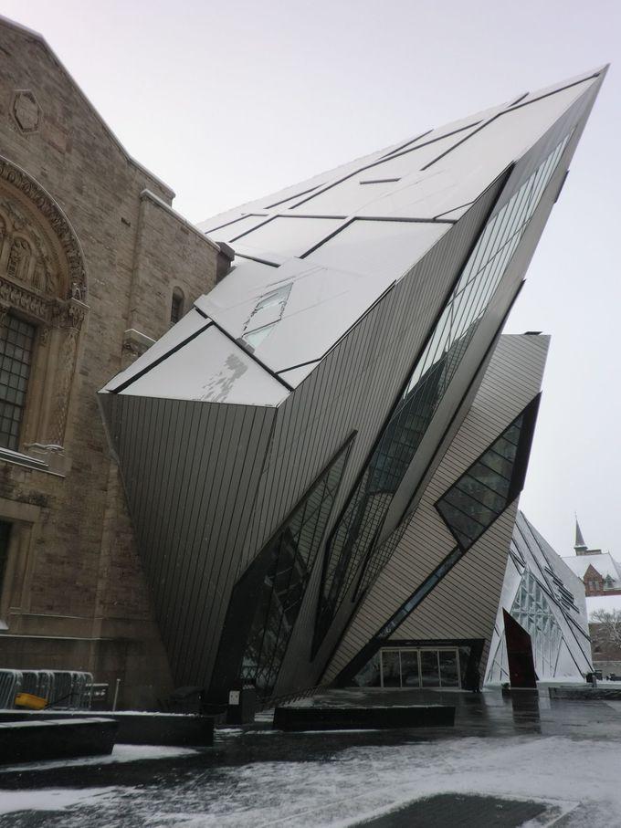 6.ロイヤル・オンタリオ博物館