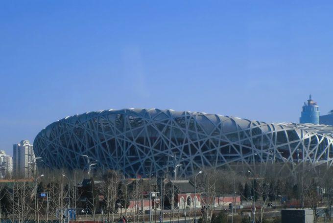 2008年夏季オリンピック会場 北京国立競技場