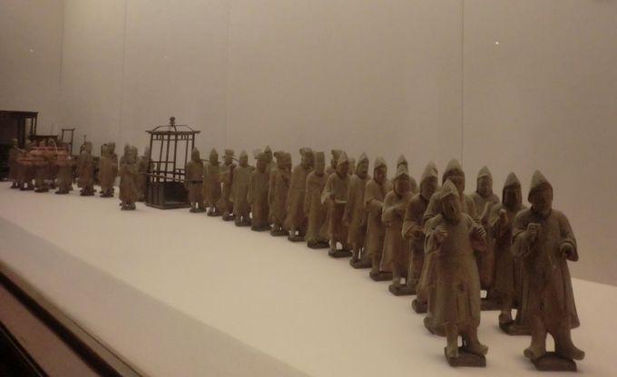 中国文化にどっぷり浸るボリューム満点の展示