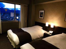 眺望と斗南温泉美人の湯が魅力!下北観光なら「むつグランドホテル」