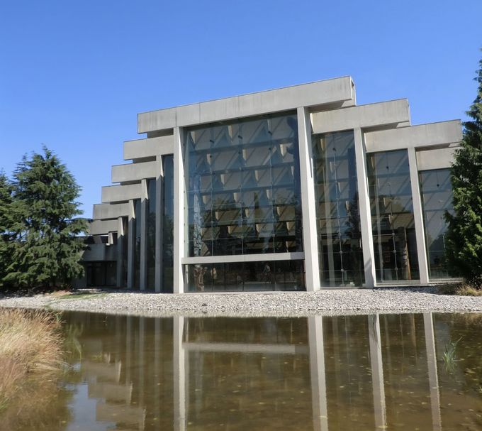 UBC人類学博物館とは