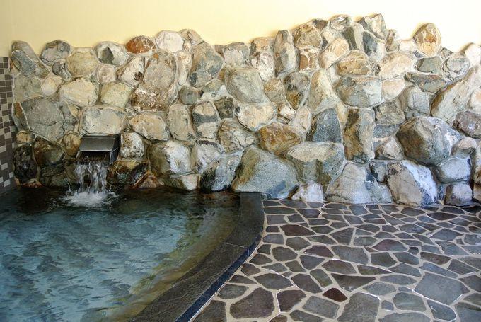斐乃上荘の浴室は2種類