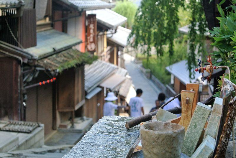 京都日帰りモデルコース〜世界遺産もパワスポも人気スイーツも!