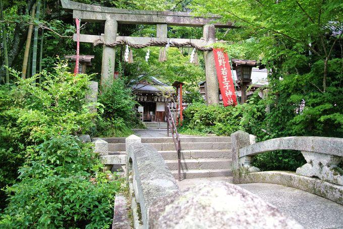 熊野詣にゆかりのある熊野若王子神社