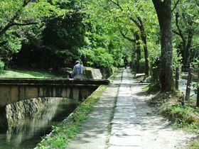 四季を通して楽しめる京都「哲学の道」の絶対外せない定番スポット!