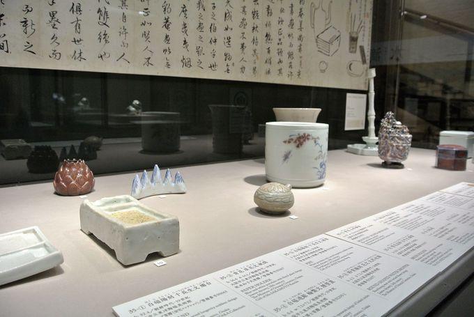 中国陶磁器の2つの国宝