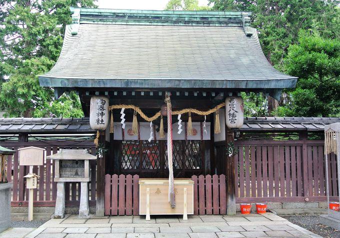 陶器の神社「若宮八幡宮社」