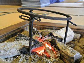 築300年の古民家の囲炉裏で食べる絶品そば!兵庫「一会庵」