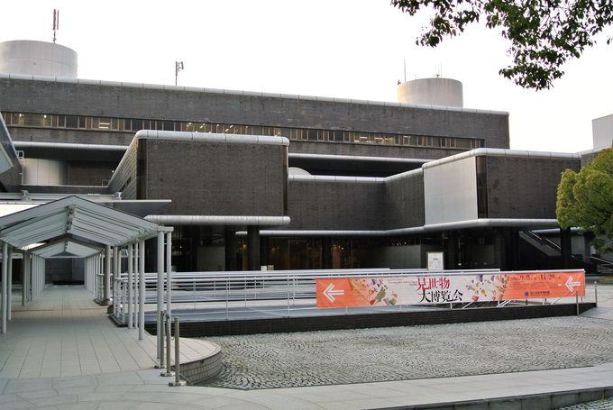 世界屈指の規模を誇る博物館