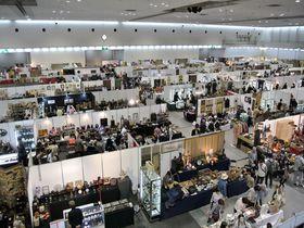 年に3回の大規模骨董市!「京都大アンティークフェア」で掘り出し物を見つけよう!