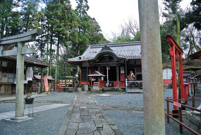 一風変わったエピソードのある神社