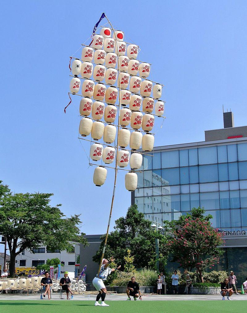 祭りのパワーと超絶スゴ技は必見!鳥取県米子市「がいな祭り」