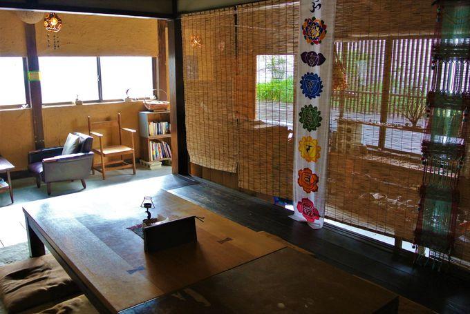 伝統と新しさがミックスされたゲストハウス「廻屋」