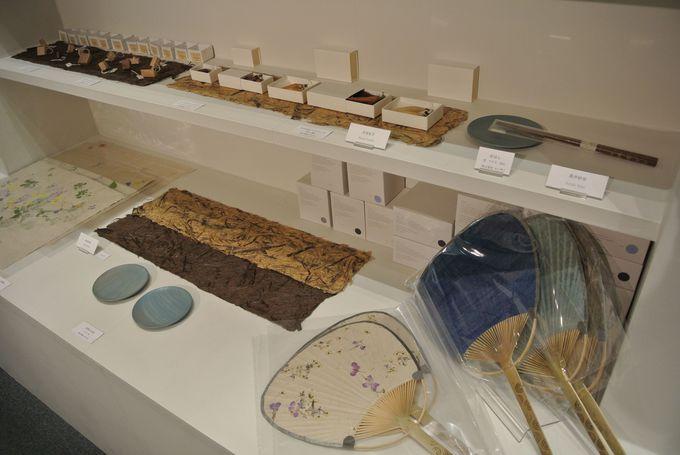 ミュージアムショップでお気に入りのお土産を買おう!
