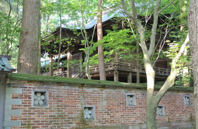 加賀藩の初代、前田利家を祀る神社