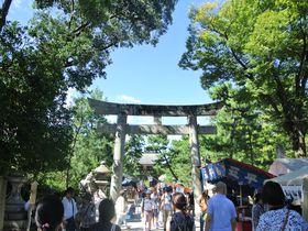 毎月25日限定!京都・北野天満宮「天神市」で掘り出し物をゲットせよ