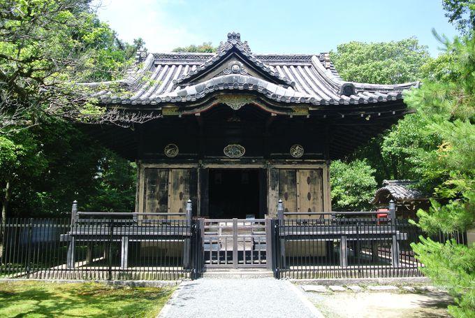 徳川家康の側近が再建したお寺