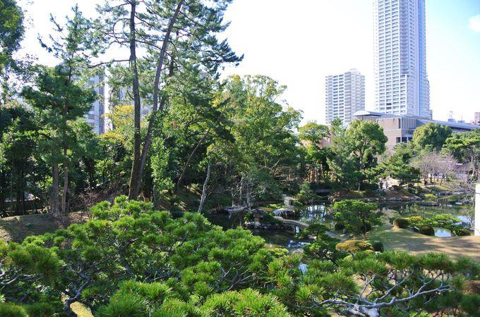 江戸時代に造られた大名庭園