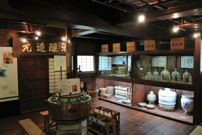鉱山の町の暮らしを実感できる熊谷家住宅