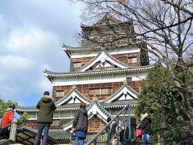 壮麗な姿の天守や櫓は必見!「広島城」はやっぱり凄い!