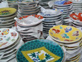 GW必訪イベント!石川「九谷茶碗祭り」でお気に入りを見つけよう!