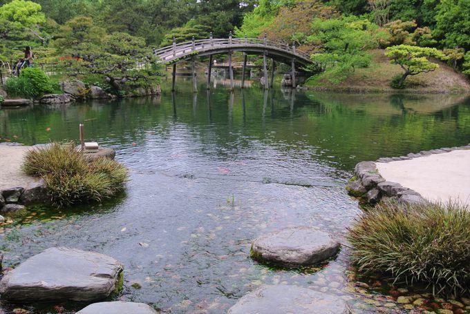 国内最大級の規模を誇る大名庭園