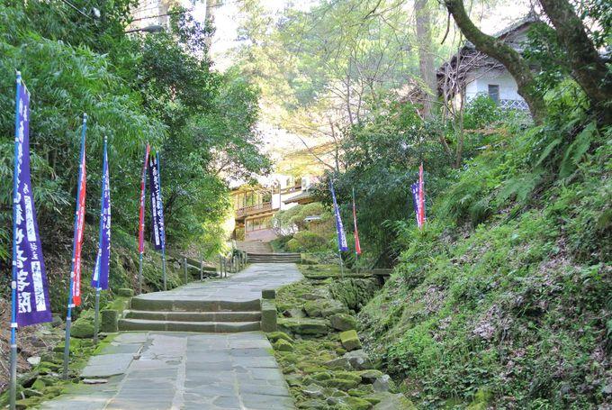 山陰の由緒正しい寺院