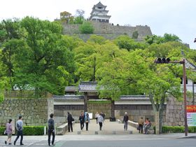 香川「丸亀城」は石垣こそ面白い!日本屈指の名城を探求せよ!