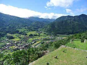 ここにもあった天空の城!島根「津和野城」の眺めは最高