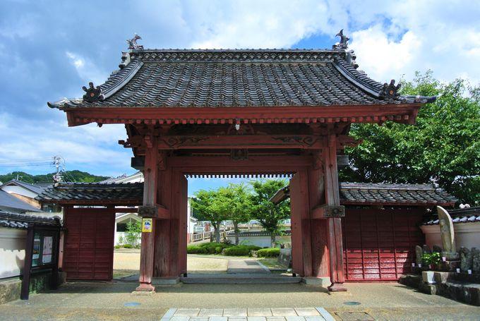 由緒正しい寺院