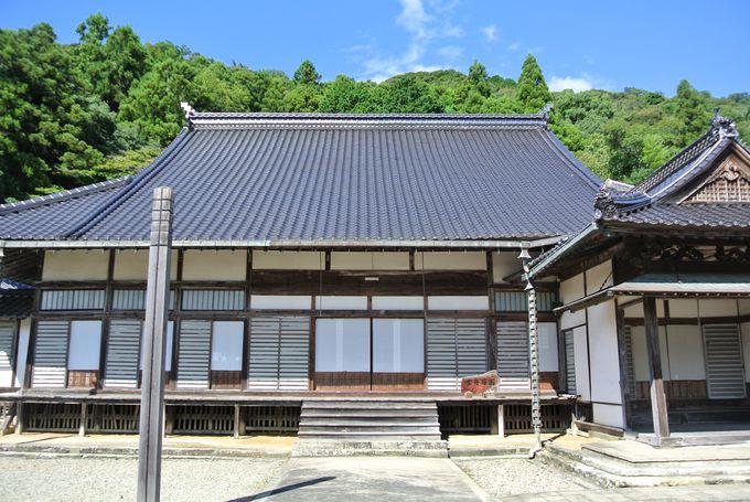 室町時代から続く寺院