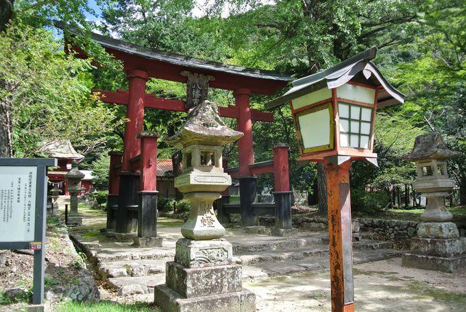 時代を超えて信仰される神社